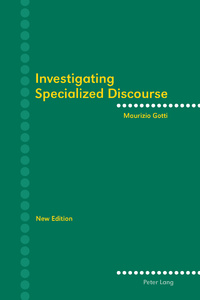 Title: Investigating Specialized Discourse