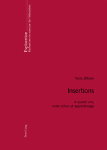 Title: Insertions