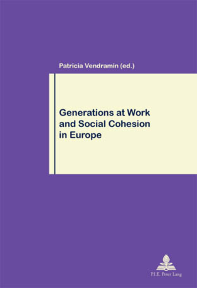 Title: Generations at Work and Social Cohesion in Europe