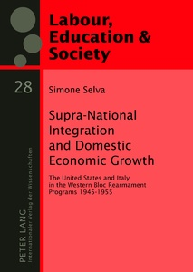 Title: Supra-National Integration and Domestic Economic Growth