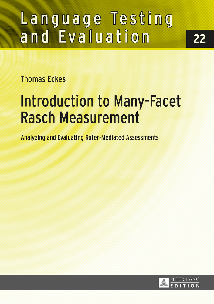 Title: Introduction to Many-Facet Rasch Measurement