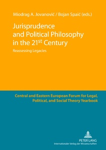 Title: Jurisprudence and Political Philosophy in the 21 st  Century
