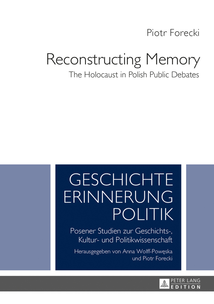 Title: Reconstructing Memory