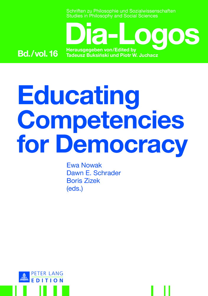Title: Educating Competencies for Democracy