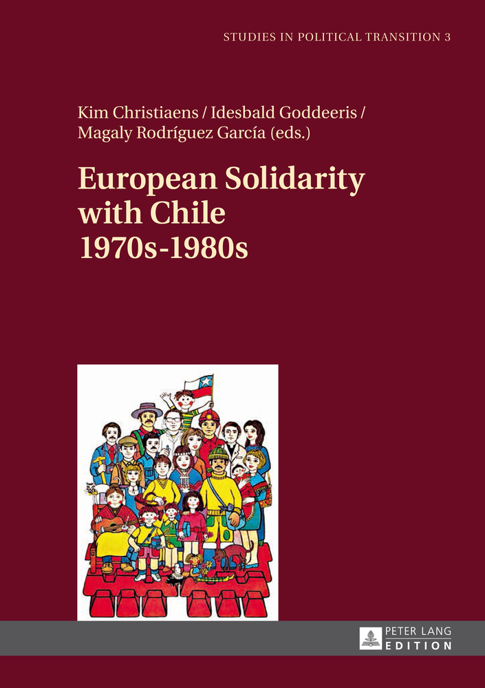 Title: European Solidarity with Chile – 1970s – 1980s