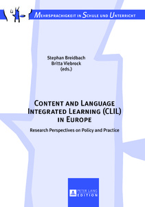 Title: Content and Language Integrated Learning (CLIL) in Europe