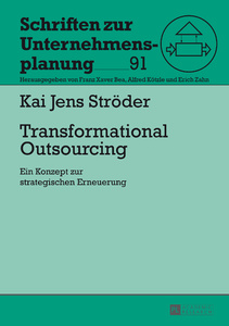 Title: Transformational Outsourcing