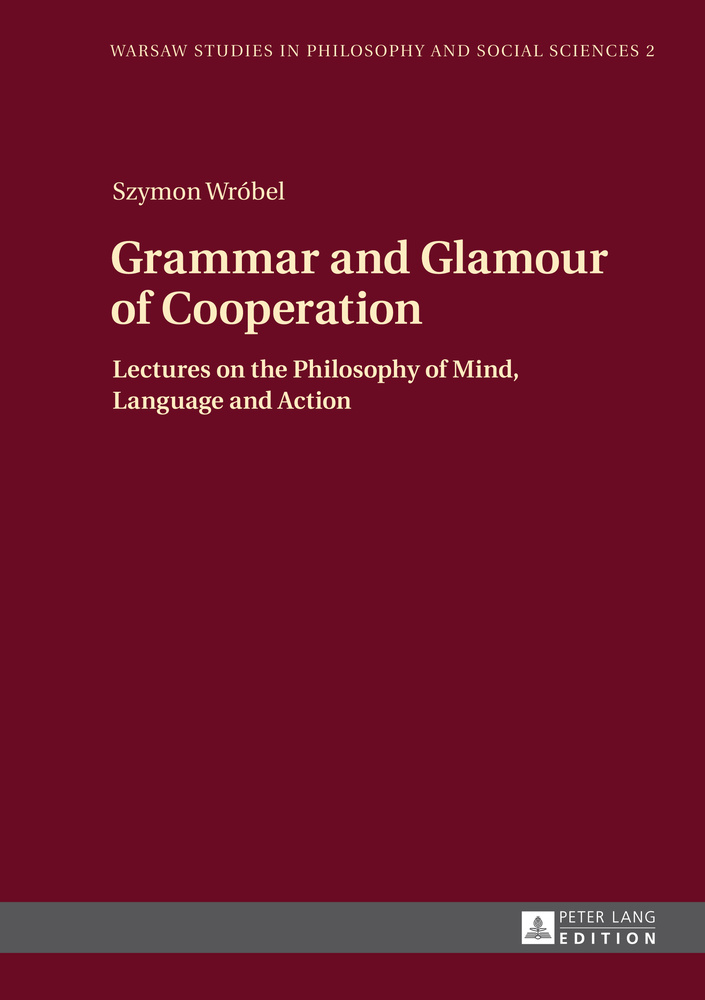 Title: Grammar and Glamour of Cooperation