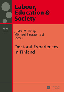 Title: Doctoral Experiences in Finland