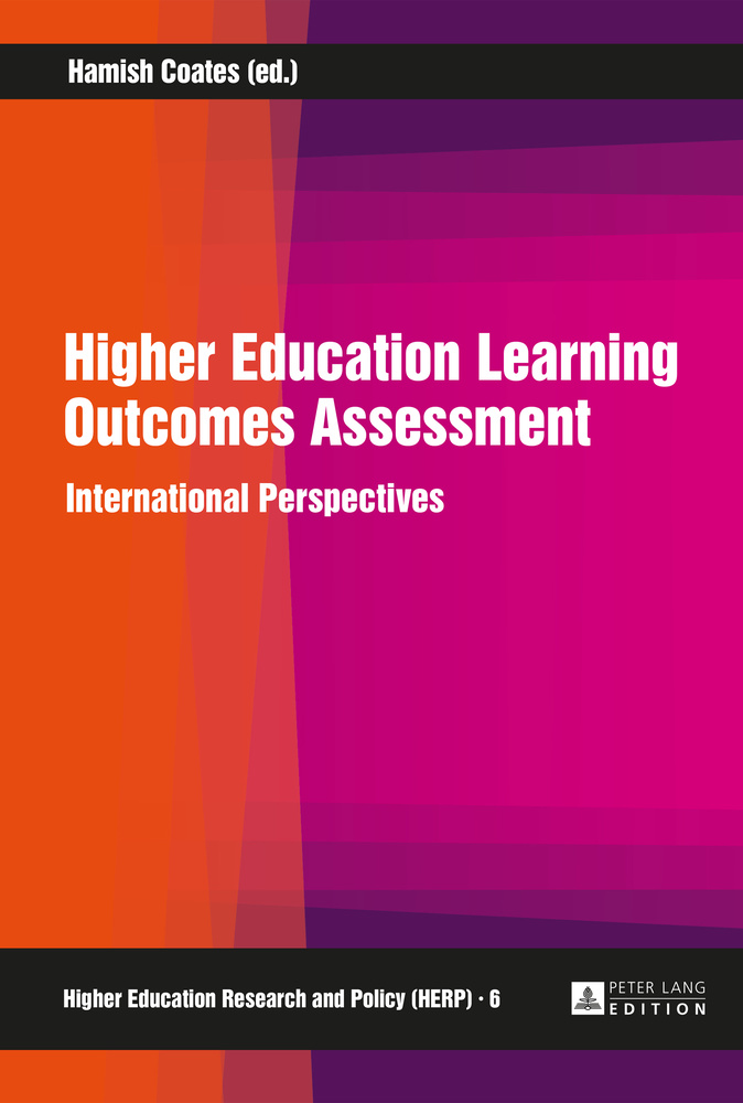 Title: Higher Education Learning Outcomes Assessment