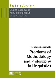 Title: Problems of Methodology and Philosophy in Linguistics
