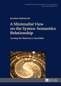 Title: A Minimalist View on the Syntax–Semantics Relationship