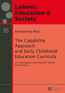 Title: The Capability Approach and Early Childhood Education Curricula