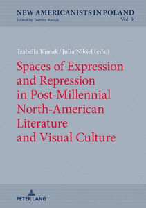 Title: Spaces of Expression and Repression in Post-Millennial North-American Literature and Visual Culture