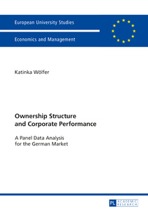Title: Ownership Structure and Corporate Performance