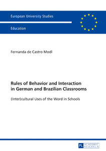 Title: Rules of Behavior and Interaction in German and Brazilian Classrooms