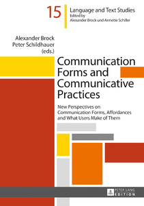 Title: Communication Forms and Communicative Practices
