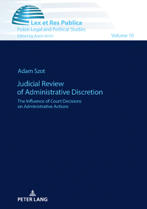 Title: Judicial Review of Administrative Discretion