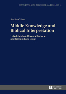 Title: Middle Knowledge and Biblical Interpretation