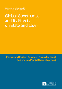 Title: Global Governance and Its Effects on State and Law