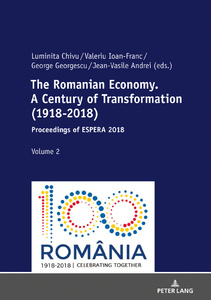 Title: The Romanian Economy. A Century of Transformation (1918-2018)