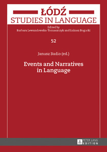 Title: Events and Narratives in Language