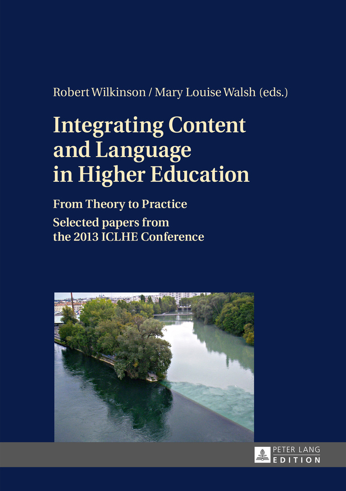 Title: Integrating Content and Language in Higher Education