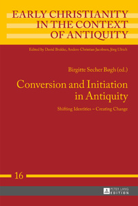 Title: Conversion and Initiation in Antiquity