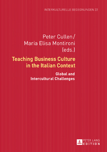 Title: Teaching Business Culture in the Italian Context