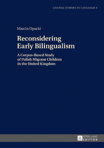 Title: Reconsidering Early Bilingualism