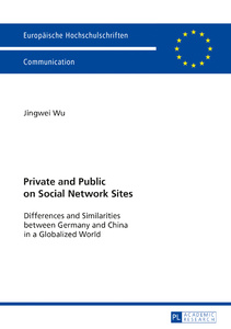 Title: Private and Public on Social Network Sites