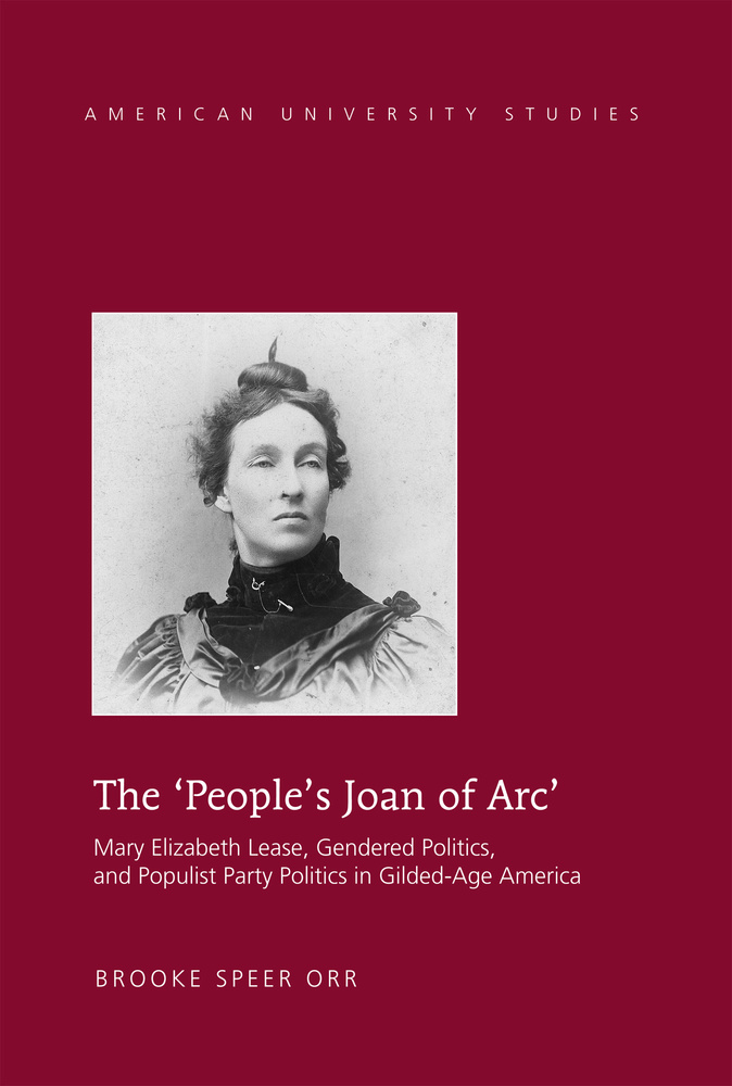 Title: The 'People's Joan of Arc'
