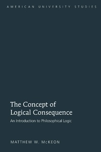Title: The Concept of Logical Consequence
