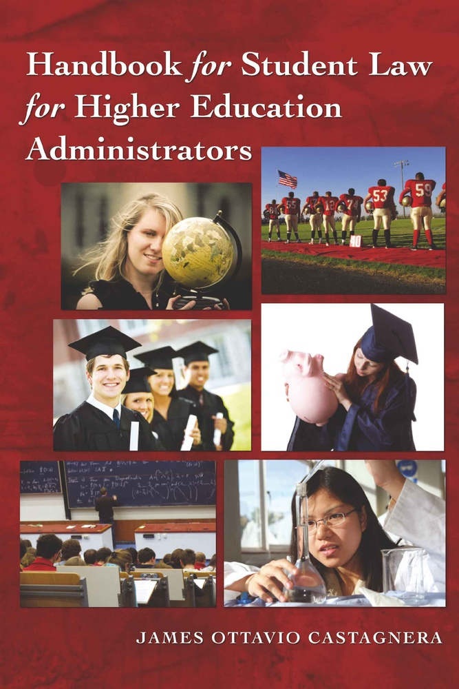 Title: Handbook for Student Law for Higher Education Administrators