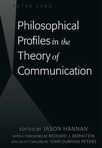 Title: Philosophical Profiles in the Theory of Communication