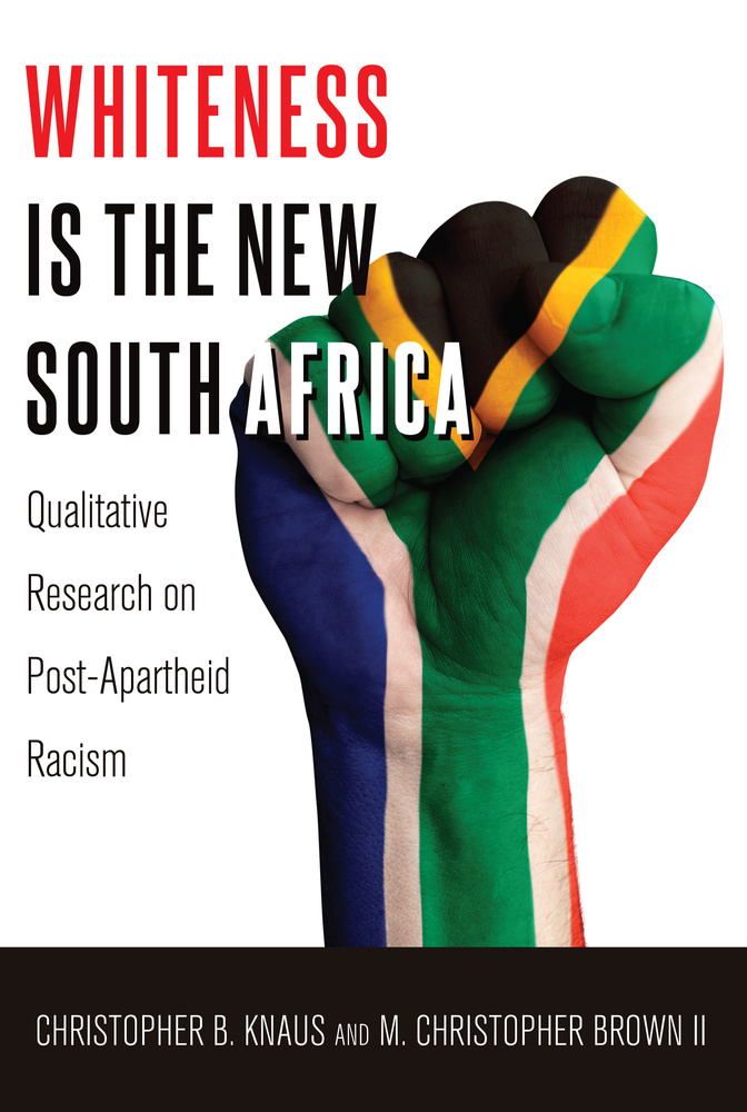 Title: Whiteness Is the New South Africa
