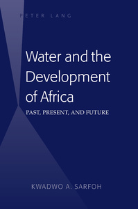 Title: Water and the Development of Africa