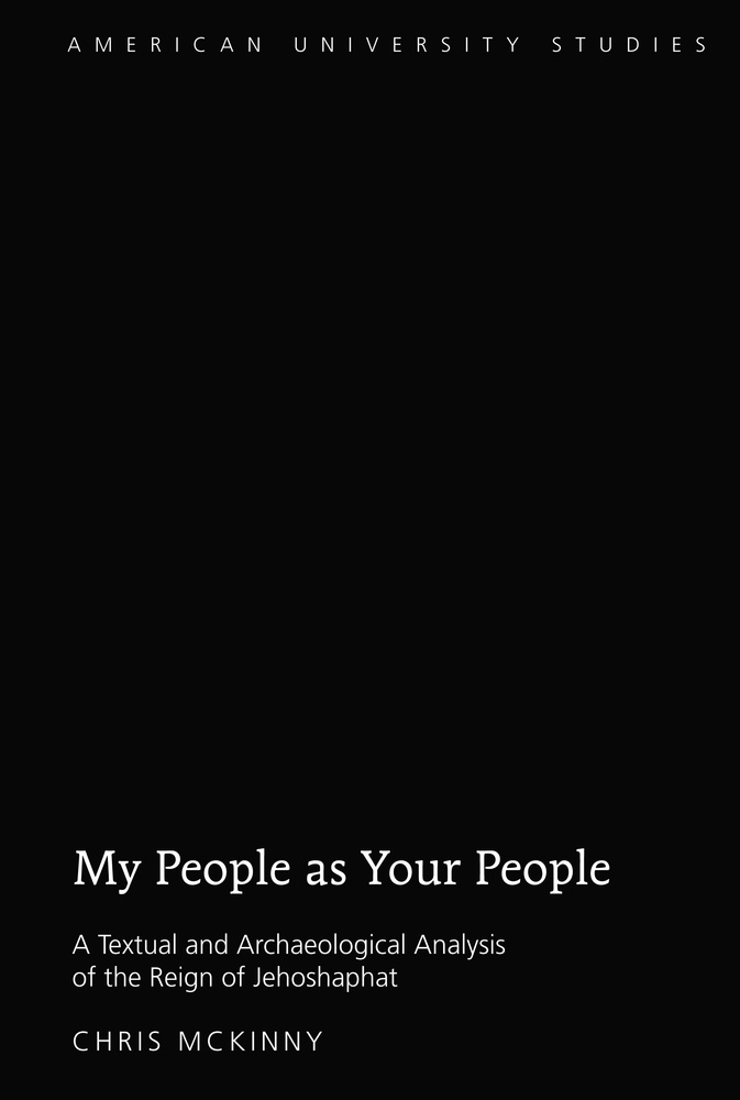 Title: My People as Your People