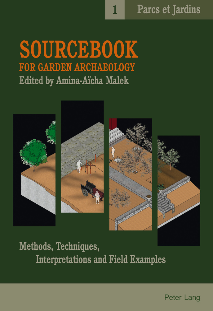 Title: Sourcebook for Garden Archaeology