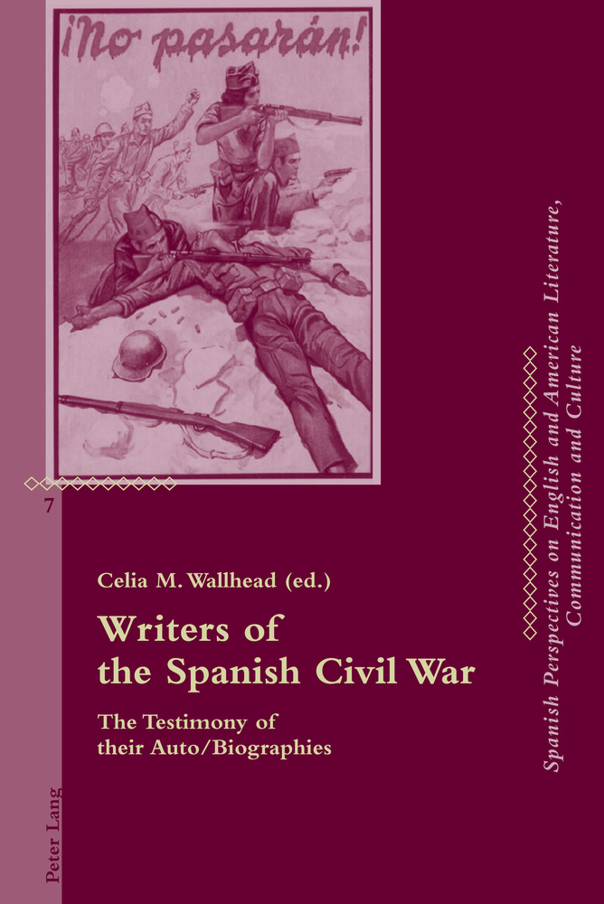 Title: Writers of the Spanish Civil War