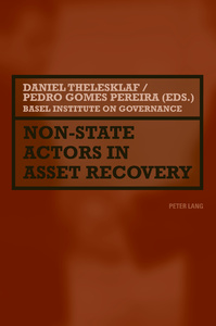 Title: Non-State Actors in Asset Recovery