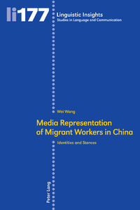 Title: Media representation of migrant workers in China