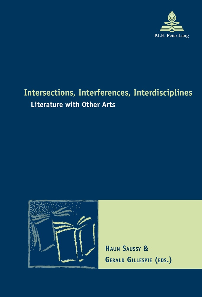 Title: Intersections, Interferences, Interdisciplines