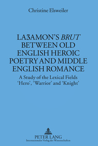 Title: Laʒamon's «Brut» between Old English Heroic Poetry and Middle English Romance