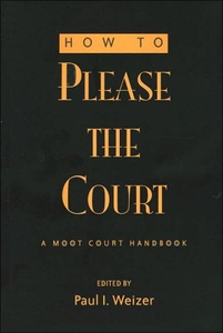 Title: How to Please the Court
