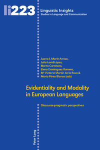 Title: Evidentiality and Modality in European Languages