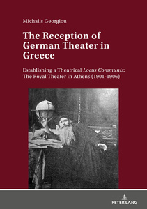 Title: The Reception of German Theater in Greece