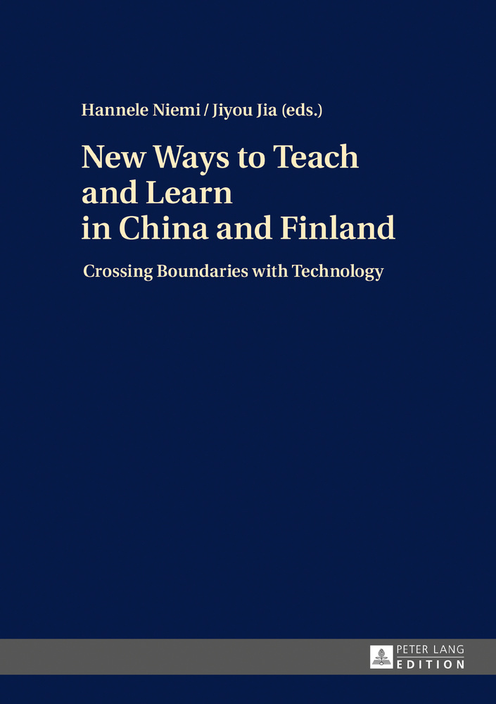 Title: New Ways to Teach and Learn in China and Finland
