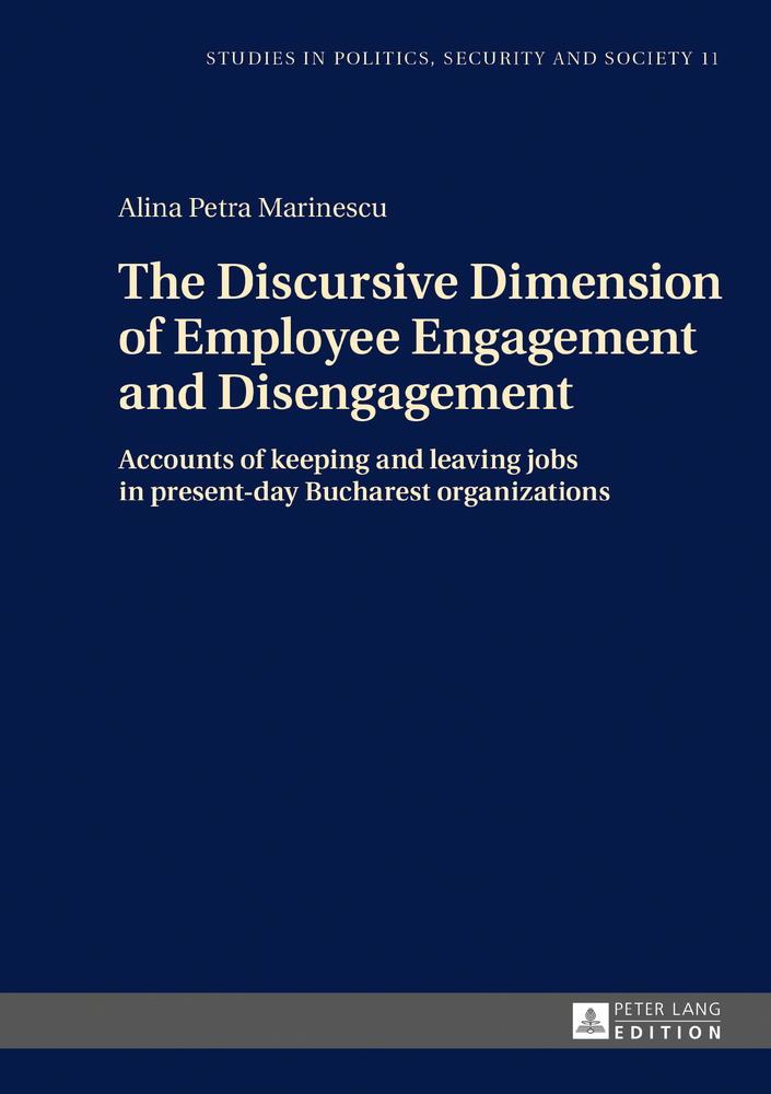 Title: The Discursive Dimension of Employee Engagement and Disengagement