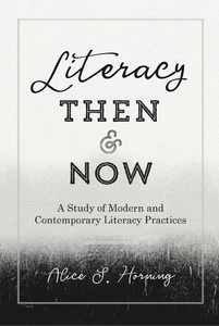 Title: Literacy Then and Now
